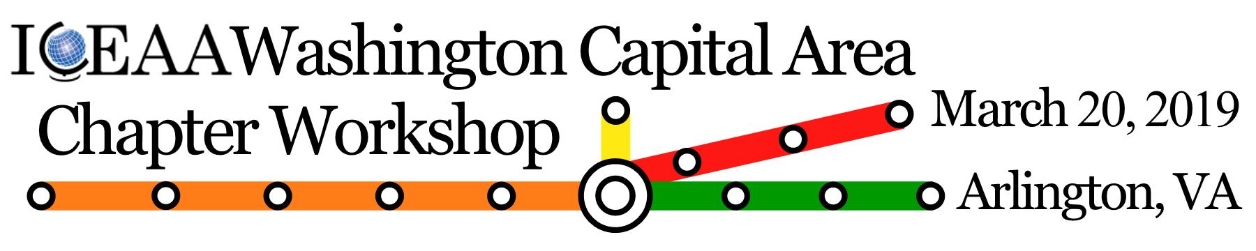Washington Capital Area Chapter Workshop – Washington ICEAA